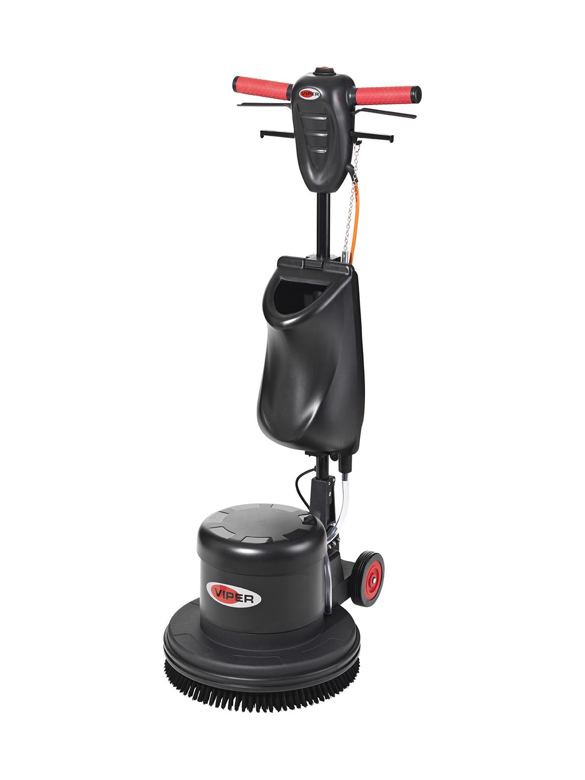 Jednokotoučový mycí stroj LS 160