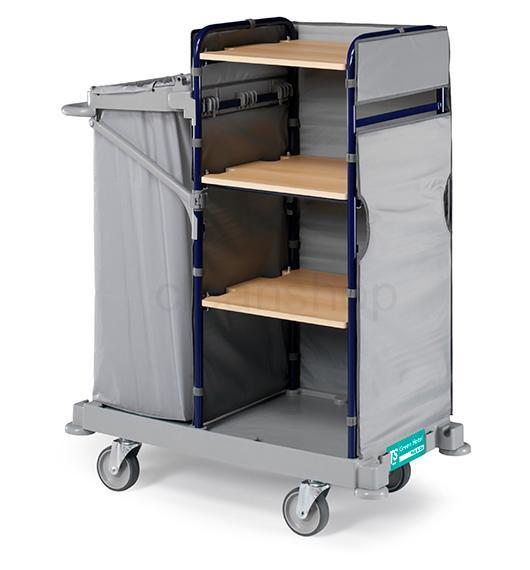 Hotelové úklidové vozíky